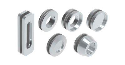 Descubre los nuevos tiradores para puertas correderas de cristal de Saheco