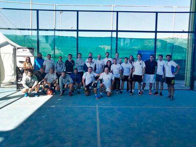 Solidaridad y diversión en el IV Torneo de Pádel de Grupo Presto Ibérica