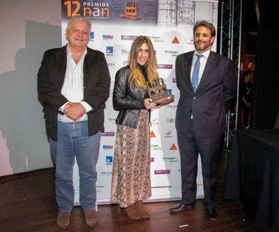 Galindo Ness Confort System gana el Premio NAN al mejor material de construcción 2018