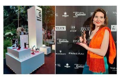Griferías Galindo, al lado del lujo y exclusividad española, patrocina el XX Aniversario de Fuera de Serie