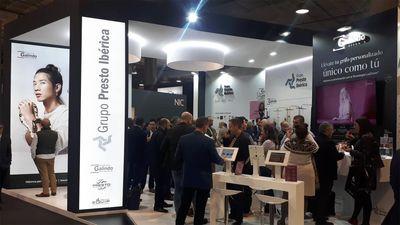 Grupo Presto Ibérica triunfa en Cevisama 2020