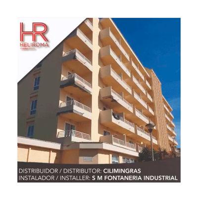 Sistemas Heliroma en una reforma en Mallorca