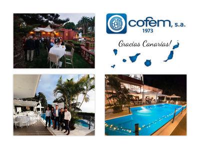 Evento Cofem en su delegación de Canarias