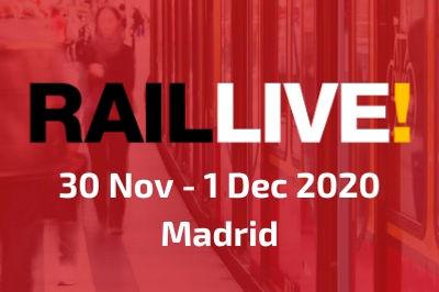 Flexicel estará nuevamente en la exposición de RAIL LIVE 2020