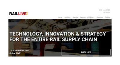 Flexicel informa de cambios en RAIL LIVE 2020