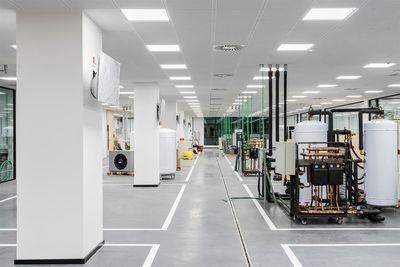 El laboratorio de I+D de Ecoforest se estrena en IECEE