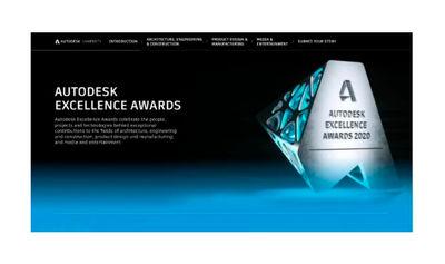 Reynaers  gana el premio Autodesk Excellence Award 2020