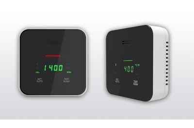 Ambientes más seguros con el detector EYECO2 de Cofem