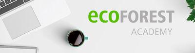 Reserva tu plaza para no perderte las próximas formaciones online en la Ecoforest Academy