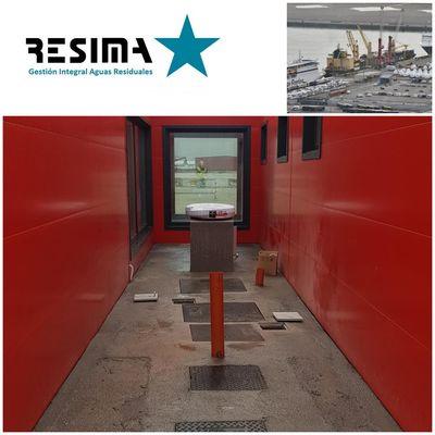 El puerto de Bilbao amplia dependencias fiscales y extranjería