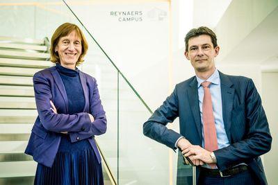Dirk Bontridder, nuevo CEO / Director General del Grupo Reynaers