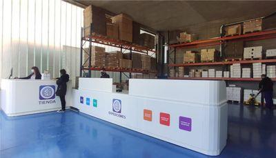 Cofem estrena tienda física en Rubi