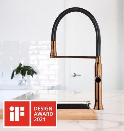 Magnet Kitchen de Ramon Soler® galardonado con el premio iF DESIGN AWARD 2021