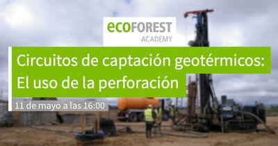 Formación Ecoforest en circuitos de captación geotérmicos