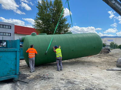 REMOSA suministra separadores de hidrocarburos en las industrias de reciclado