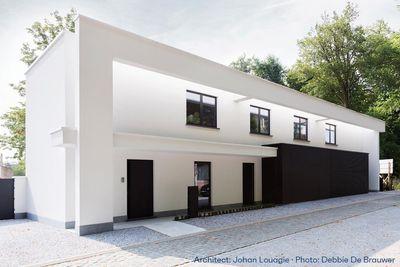 MasterLine 10 de Reynaers Aluminium, ventanas para viviendas de consumo casi nulo