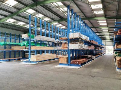 Bois Du Poitou moderniza su almacén de madera y tablero de Soudan con OHRA