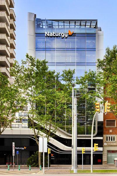 Reynaers Aluminium en la nueva sede Naturgy Barcelona