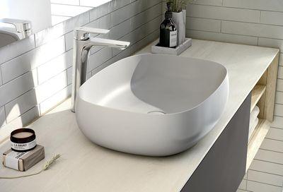 Genebre muestra las últimas tendencias en grifería para tener un baño de vanguardia