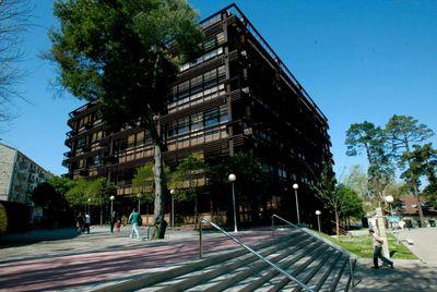 Instalación híbrida, geotermia y aerotermia Ecoforest en el Campus Universitario Ourense