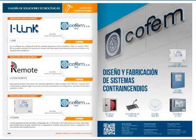 COFEM presente en el Anuario Español de la Seguridad